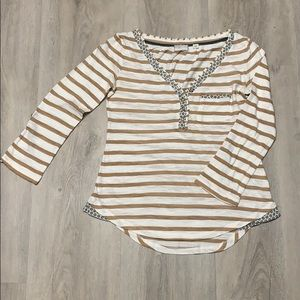 Anthropologie postmark t shirt